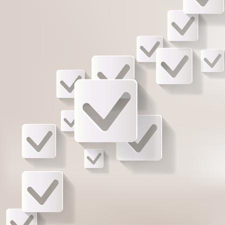web survey: accept web icon