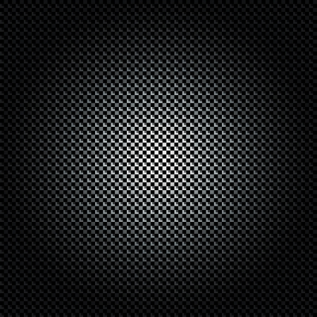 Metallic background with carbon texture Stock Vector - 23067422