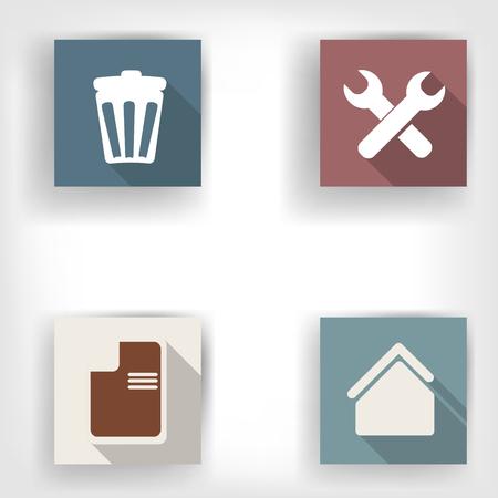 sistema operativo: Resumen bottons medios de comunicaci�n social, dise�o de planos