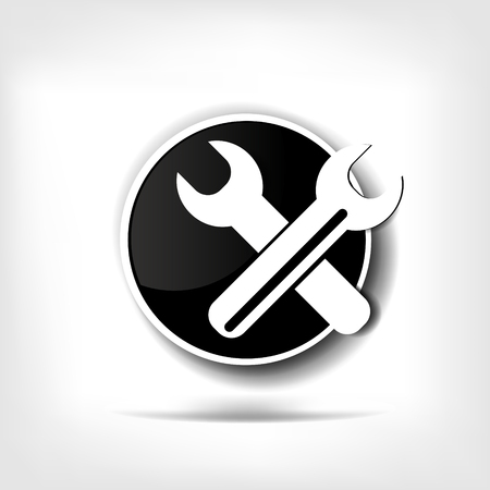 rework: Vector repair web icon