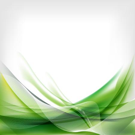 Abstract wave on background Reklamní fotografie - 23126807