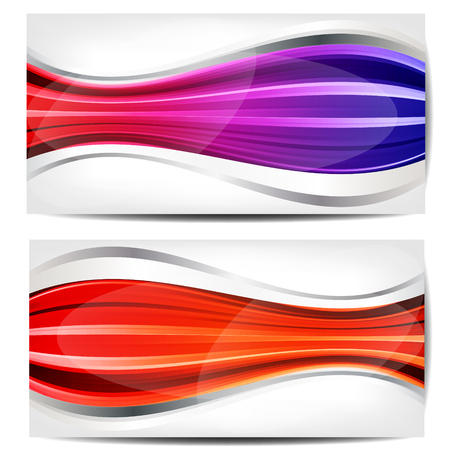 abstract waves: abstract background with waves and lines Illustration