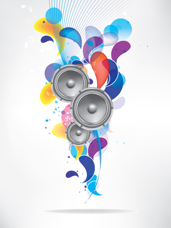 jazz time: Music abstract background