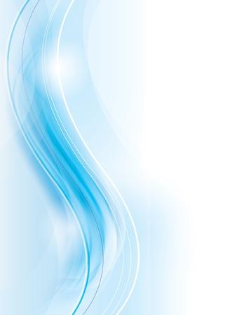 Resumen de vectores de fondo con olas y líneas Foto de archivo - 23166322