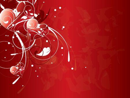 corazones de amor: Rojo amor corazones