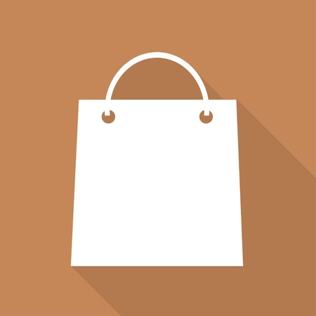 gift bags: shopping bag web icon