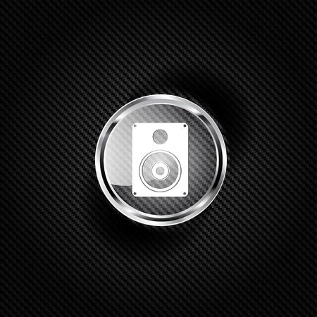 sub woofer: Subwoofer web icon