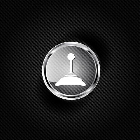 Joystick web icon