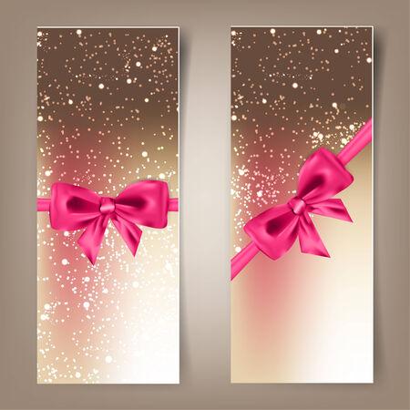 Légant fond de Noël avec des flocons de neige Banque d'images - 24378484