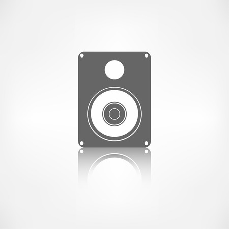stereo subwoofer: Subwoofer web icon