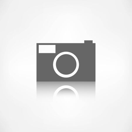 Photo camera icon. Photography. Vector
