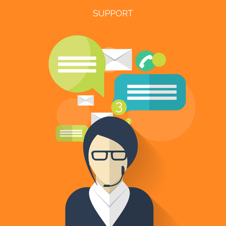 briefing: Flat support service background .Temwork concept. Global communication and working expierence. Business, briefing organization. Money making and analyzing.