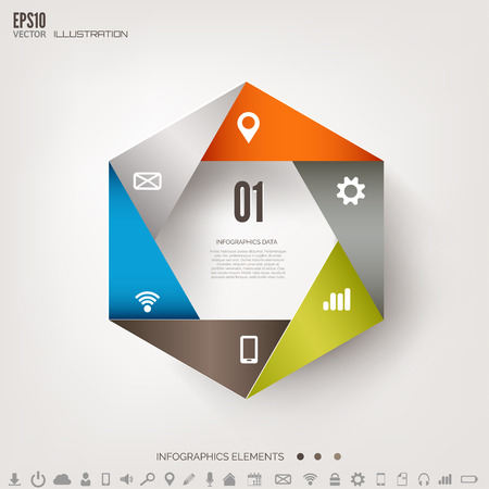 pda: Cloud computing background with web icons. Social network. Mobile app. Infographic elements. Illustration