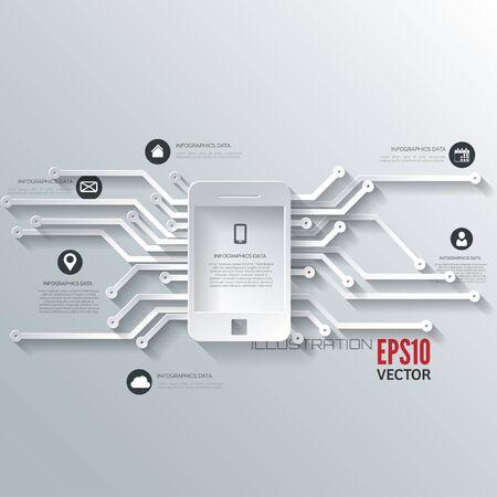Resumen de circuito integrado. Fondo del asunto.