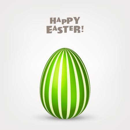 springtime background: Easter egg. Spring. Holidays in April. Gift. Seasonal celebration.