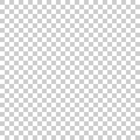 Karierter geometrischer Vektorhintergrund mit schwarzer und grauer Fliese. Transparentes Gitter, leeres Ebenenmuster