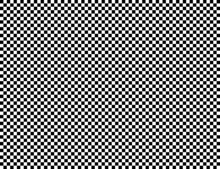 Fond de vecteur géométrique à carreaux avec tuile noir et blanc. Échiquier. Modèle de drapeau de course, texture. Vecteurs