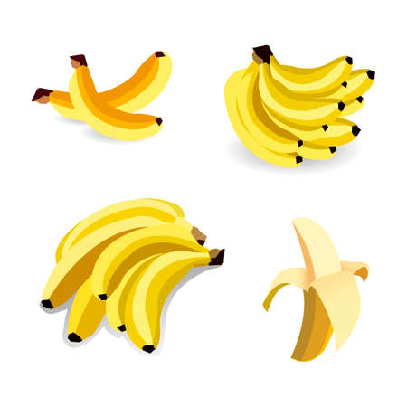 banana.vector Stock Vector - 5311111