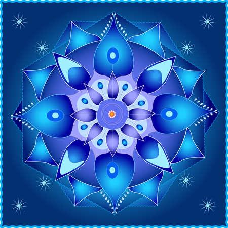 Cosmic Mandala  Stock Vector - 20395584