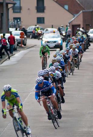 criterio: Ciclo di corsa in Belgio, Brakel, 27 febbraio 2010, 65-th Omloop Het Volk