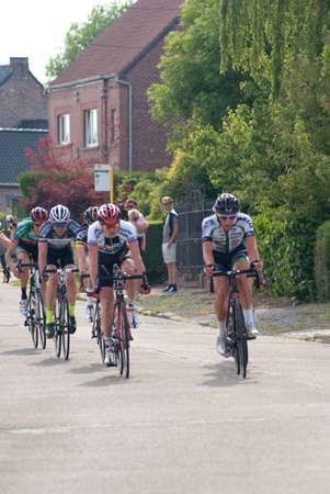 Cycle race in Belgium, Lierde, 18 May 2014, Elite z c  U23, 1 12B, 119 km   Sint-Martens-Lierde Tour