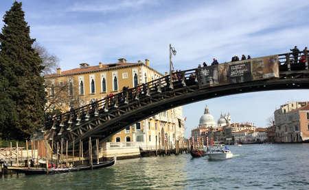 Venise, Italy, Rialto Bridge Stock Photo