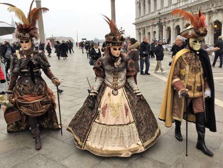 Carnival in Venise Italy