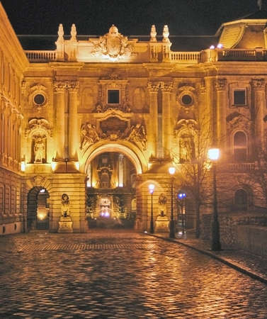 Budapest, Hungary.One city with full history.  photo