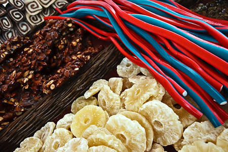 Sweets bulk specific western part of Romania Stock Photo - 13515589