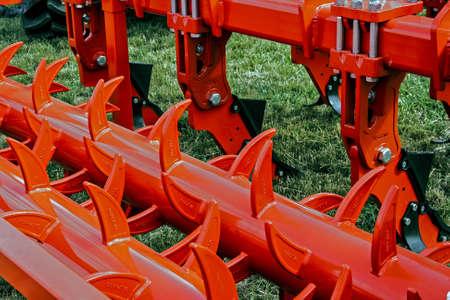Tarım ekipmanları, tarım sergiye sunuldu