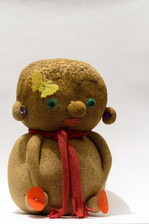 home made wheat doll - Saint Andrew tradition