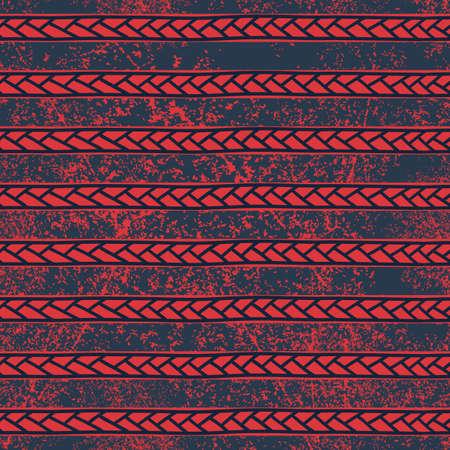 tress: Seamless striped background. Vintage. Vector illustration.