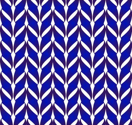 Abstract blue and white modern shape pattern for design, porcelain, chinaware, ceramic tile, ceiling design, texture, wall, paper silk and fabric, chevron background, vector illustration