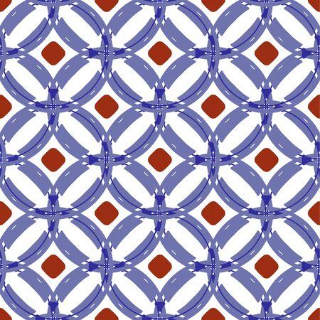 patrón chino vintage, diseño de azulejos estilo turco mosaico colorido, adorno de porcelana decorativa de Portugal, fondo marroquí, estampado popular de cerámica, vajilla española, decoración sin costuras de porcelana