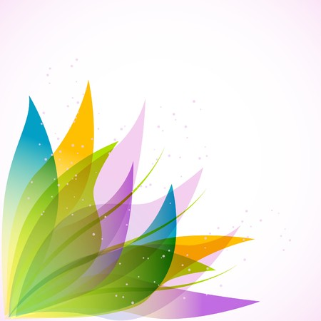 wallpaperrn: Abstract floral background eps10