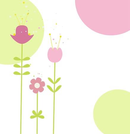 floral greeting