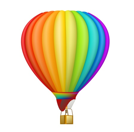 airship: air balloon