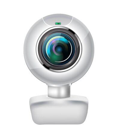 webcamera: webcamera Illustration