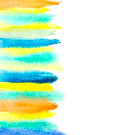watercolor brush: watercolor brush strokes abstract background