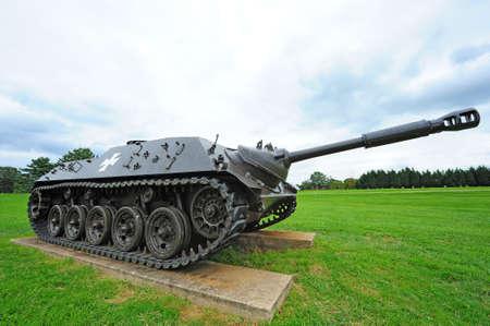 world war 2: German Tank Destroyer  Assault Gun  from World War 2 Stock Photo