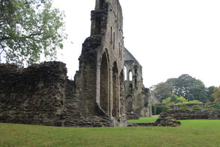 Historic Abbey Ruins.