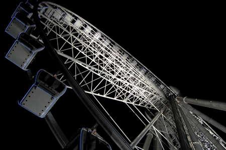 Ferris Wheel Macro Stock Photo - 7243323