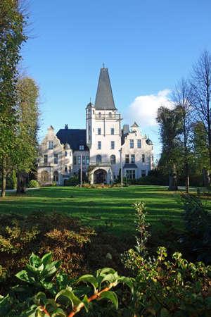 Schloss Tremsbuettel near Hamburg