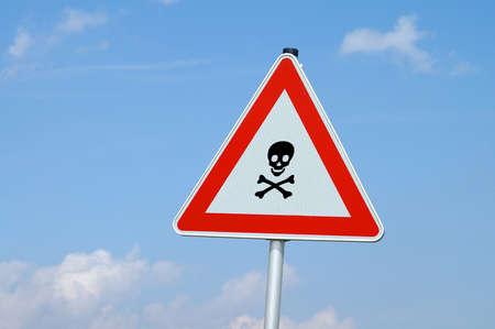warning sign beware