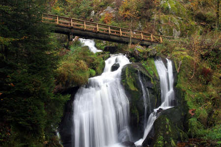 Waterfall in Triberg, Black Forest