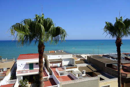 Holiday Rentals in Valencia Stock Photo