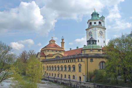 Muellersches Volksbad in Munich