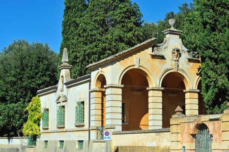 Villa Fidelia o Costanzi in Spello Italy
