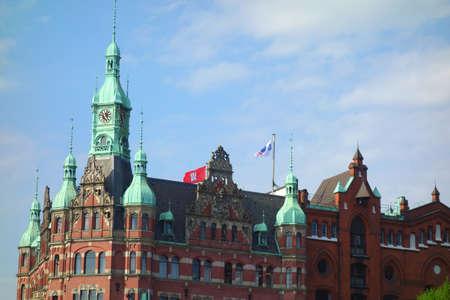 Administration of the Port of Hamburg and Logistics (HHLA)