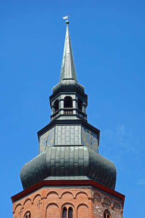 Sankt Cosmae et Damiani in the Hanseatic city of Stade